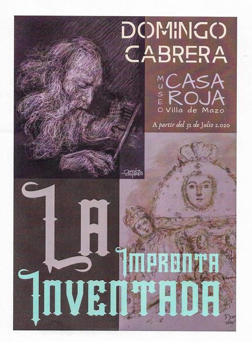 Exposición de Domingo Cabrera en el museo CasaRoja