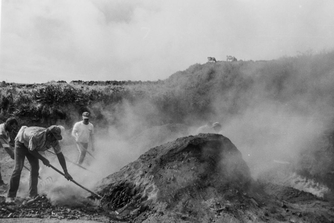 Los últimos carboneros de Villa deMazo